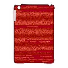Writing Grace Apple Ipad Mini Hardshell Case (compatible With Smart Cover) by MRTACPANS