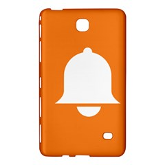 Bell Orange Copy Samsung Galaxy Tab 4 (7 ) Hardshell Case  by AnjaniArt