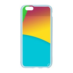 Bok Apple Seamless iPhone 6/6S Case (Color) by AnjaniArt