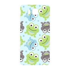 Frog Green Samsung Galaxy Alpha Hardshell Back Case by AnjaniArt