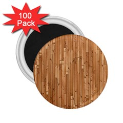 Parquet Floor 2.25  Magnets (100 pack)  by AnjaniArt