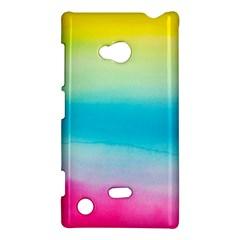Watercolour Gradient Nokia Lumia 720
