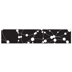 Network Flano Scarf (small) by AnjaniArt
