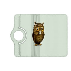 Owl Kindle Fire Hd (2013) Flip 360 Case by AnjaniArt