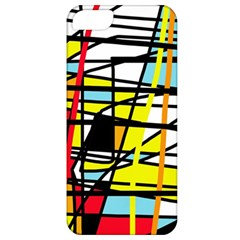 Casual Abstraction Apple Iphone 5 Classic Hardshell Case by Valentinaart