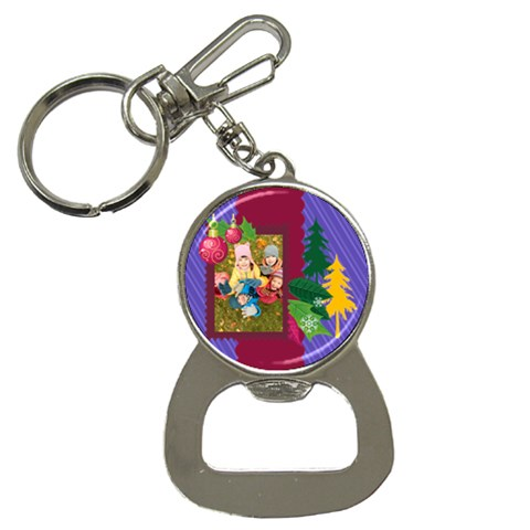 Xmas By 2016   Bottle Opener Key Chain   Ram8viaxlorc   Www Artscow Com Front