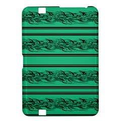 Green barbwire Kindle Fire HD 8.9  by Valentinaart