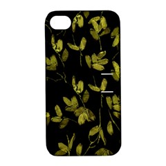 Leggings Apple Iphone 4/4s Hardshell Case With Stand by dflcprints
