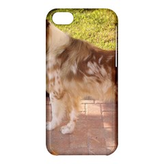 Australian Shepherd Red Merle Full Apple iPhone 5C Hardshell Case