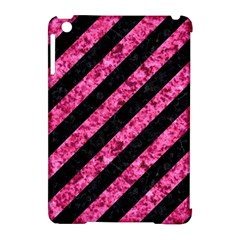 STR3 BK-PK MARBLE Apple iPad Mini Hardshell Case (Compatible with Smart Cover) by trendistuff