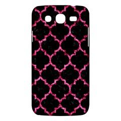 Tile1 Black Marble & Pink Marble Samsung Galaxy Mega 5 8 I9152 Hardshell Case  by trendistuff