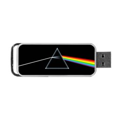Pink Floyd  Portable Usb Flash (one Side) by Brittlevirginclothing