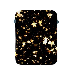 Golden Stars In The Sky Apple Ipad 2/3/4 Protective Soft Cases by picsaspassion