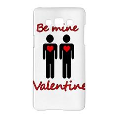 Be Mine Valentine Samsung Galaxy A5 Hardshell Case  by Valentinaart