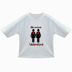 Be My Valentine 2 Infant/toddler T Shirts by Valentinaart