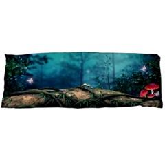 Fantasy Nature  Body Pillow Case (dakimakura) by Brittlevirginclothing