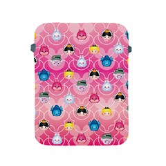 Alice In Wonderland Apple Ipad 2/3/4 Protective Soft Cases by reddyedesign
