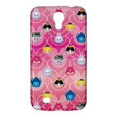 Alice In Wonderland Samsung Galaxy Mega 6 3  I9200 Hardshell Case by reddyedesign