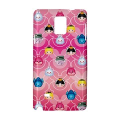Alice In Wonderland Samsung Galaxy Note 4 Hardshell Case by reddyedesign