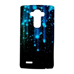 Abstract Stars Falling  LG G4 Hardshell Case by Brittlevirginclothing