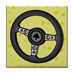 Steering Wheel Face Towel