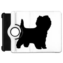 Cairn Terrier Silo Black Kindle Fire HD 7  by TailWags