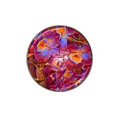 Floral Artstudio 1216 Plastic Flowers Hat Clip Ball Marker (10 Pack) by MoreColorsinLife