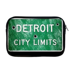 Detroit City Limits Apple Macbook Pro 17  Zipper Case