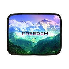 Freedom Netbook Case (small)  by Brittlevirginclothing
