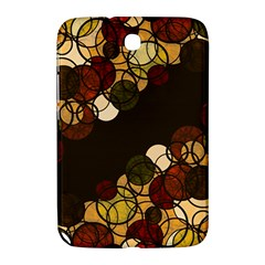 Autumn Bubbles Samsung Galaxy Note 8 0 N5100 Hardshell Case  by Valentinaart