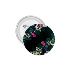 Green And Pink Bubbles 1 75  Buttons by Valentinaart