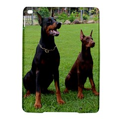 2 Dobies iPad Air 2 Hardshell Cases by TailWags