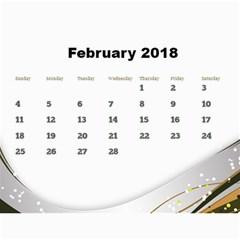 Jane Calendar By Deborah   Wall Calendar 11  X 8 5  (12 Months)   Ddmtig1wueiw   Www Artscow Com Feb 2018
