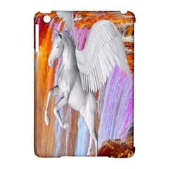 Pegasus Apple Ipad Mini Hardshell Case (compatible With Smart Cover) by icarusismartdesigns