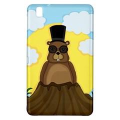 Happy Groundhog Day Samsung Galaxy Tab Pro 8 4 Hardshell Case by Valentinaart
