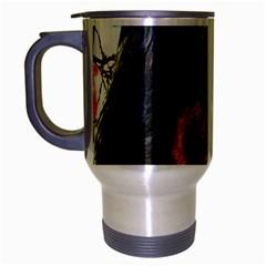 Hovawart Travel Mug (Silver Gray) by TailWags