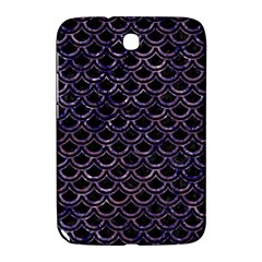 Scales2 Black Marble & Purple Marble Samsung Galaxy Note 8 0 N5100 Hardshell Case  by trendistuff