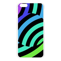 Colorful Roulette Ball Apple Seamless iPhone 6 Plus/6S Plus Case (Transparent) by AnjaniArt