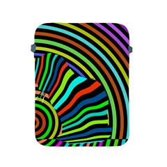 Colorful Cat Apple Ipad 2/3/4 Protective Soft Cases by AnjaniArt