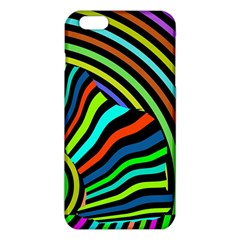 Colorful Cat Iphone 6 Plus/6s Plus Tpu Case by AnjaniArt