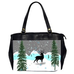 Rocky Mountain High Colorado Office Handbags (2 Sides)