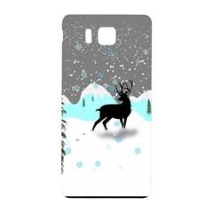 Rocky Mountain High Colorado Samsung Galaxy Alpha Hardshell Back Case by Amaryn4rt