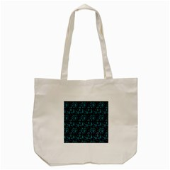 Flower Fondo Tote Bag (cream) by AnjaniArt
