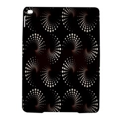 Free Dot Spiral Seamless Ipad Air 2 Hardshell Cases by AnjaniArt