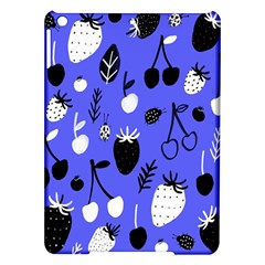 Fruit Strobery Leci Purple Ipad Air Hardshell Cases by AnjaniArt