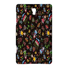 Happy Family Flower Home Sweet Bee Samsung Galaxy Tab S (8 4 ) Hardshell Case  by AnjaniArt