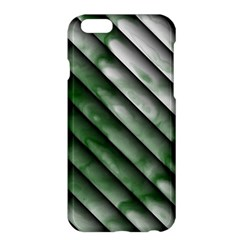 Green Bamboo Apple Iphone 6 Plus/6s Plus Hardshell Case by AnjaniArt