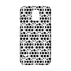 Seamless Honeycomb Pattern Samsung Galaxy S5 Hardshell Case  by Amaryn4rt