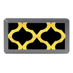 Seamless Gold Pattern Memory Card Reader (mini) by Amaryn4rt