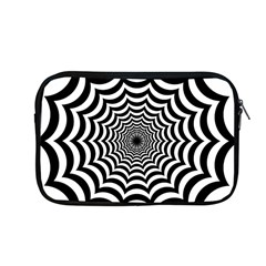 Spider Web Hypnotic Apple Macbook Pro 13  Zipper Case
